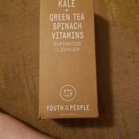 YOUTH TO THE PEOPLE Kale+Green Tea Spinach Vitamins Superfood Antioxidant Cleanser uploaded by andrea t.