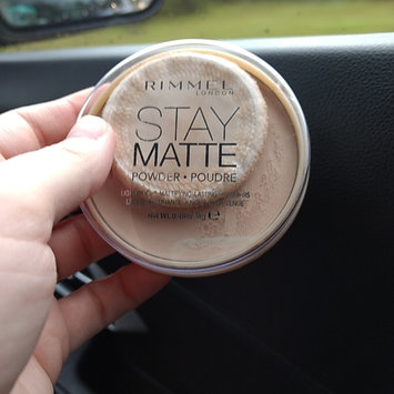 Photo of Rimmel London Stay Matte Pressed Powder uploaded by Charity H.