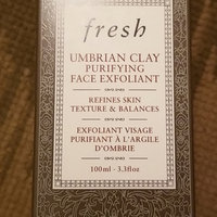 fresh Umbrian Clay Mattifying Face Exfoliant uploaded by andrea t.