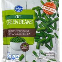 Kroger® Traditional Favorites Cut Green Beans 32 oz. Bag uploaded by Muskan R.