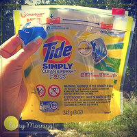 Tide Simply Clean And Fresh Liquid Daybreak Fresh Laundry Detergent uploaded by Amber W.