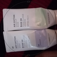 The Face Shop Air Cotton Make Up Base SPF30 PA++ uploaded by Clarisse Ann L.