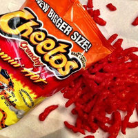 CHEETOS® Crunchy Flamin' Hot® Cheese Flavored Snacks uploaded by Marisela M.