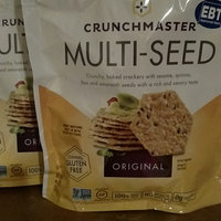 Crunchmaster Multi-Seed Original Crackers uploaded by caryn S.