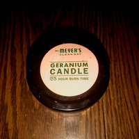 Mrs. Meyer's Clean Day Geranium Scented Soy Candle uploaded by Amanda Y.