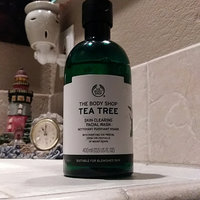THE BODY SHOP® Tea Tree Skin Clearing Facial Wash uploaded by Brittney H.