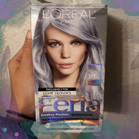 L'Oreal Paris Hair Color Feria Pastels Dye, Smokey Blue P1 uploaded by maria r.
