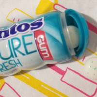 mentos Pure Fresh Wintergreen-Pocket Bottle uploaded by Mercedes T.