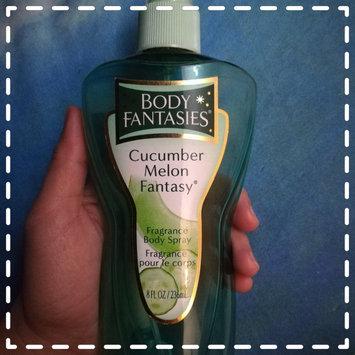 Photo of Body Fantasies Signature Cucumber Melon Fragrance Body Spray, 8 fl oz uploaded by Clarisse Ann L.