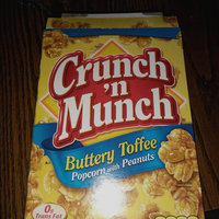 Crunch 'N Munch Buttery Toffee Popcorn With Peanuts uploaded by Amanda Y.