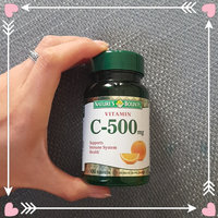 Nature's Bounty Vitamin C-500 mg Tablets - 100 CT uploaded by Dermatologist U.