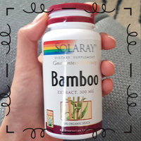 Solaray Bamboo Extract - 300 mg - 60 Capsules uploaded by Dermatologist U.