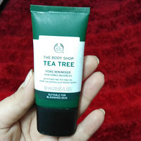 THE BODY SHOP® Tea Tree Mattifying Lotion uploaded by laveezza K.