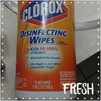 Clorox Disinfecting Wipes uploaded by Lisa M.
