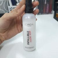 L'Oréal Paris Infallible® Pro-Spray & Set Makeup Extender Setting Spray uploaded by Saira M.