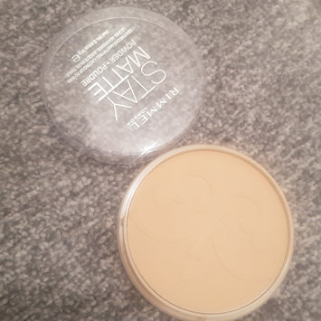 Photo of Rimmel London Stay Matte Pressed Powder uploaded by L A U R E N ♡ W.