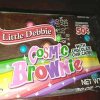 Little Debbie® Cosmic Brownies With Chocolate Chip Candy uploaded by Lia C.