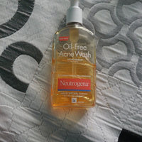 Neutrogena® Oil-Free Acne Wash uploaded by Reyes bm96426 Y.