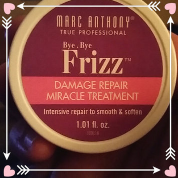 Photo of Marc Anthony True Professional Bye Bye Frizz Keratin Smoothing Conditioner uploaded by Brooke L.