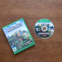 Microsoft Minecraft Explorers Pack Platinum XBox One [XB1] uploaded by Lindsey K.