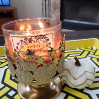 Bath & Body Works® SWEET CINNAMON PUMPKIN Home Scented Candle uploaded by Jennifer M.