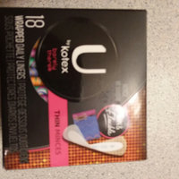 U by Kotex Barely There Thin Liners uploaded by Asia W.
