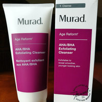 Murad Age Reform AHA/BHA Exfoliating Cleanser uploaded by Heiny K.