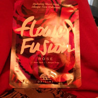Origins Flower Fusion™ Rose Hydrating Sheet Mask uploaded by Charlotte T.