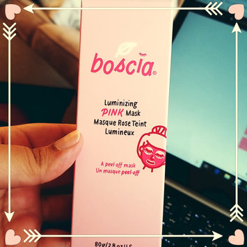Photo of boscia Luminizing Pink Charcoal Mask uploaded by Sukriti  G.