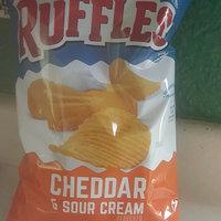 Ruffles® Potato Chips Cheddar & Sour Cream uploaded by Gloria G.