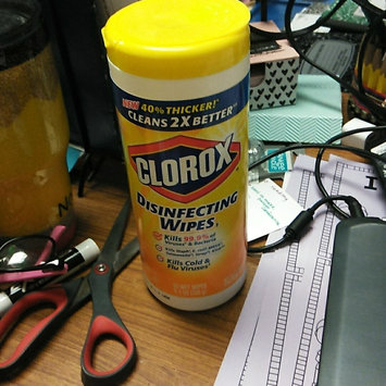Photo of Clorox Disinfecting Wipes uploaded by monique M.