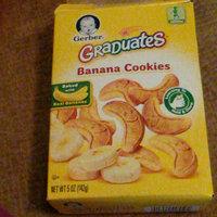 Gerber® Graduates® Banana Cookies uploaded by Meg W.