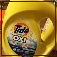 Tide Simply Plus Oxi Liquid Laundry Detergent uploaded by Jeannine L.