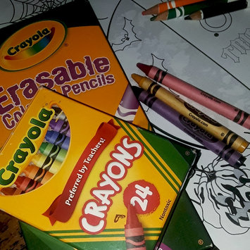 Photo of Crayola 24ct Crayons uploaded by Jeannine L.