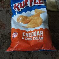 Ruffles® Potato Chips Cheddar & Sour Cream uploaded by Nasma A.