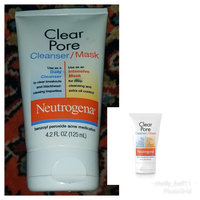 Neutrogena®  Clear Pore Cleanser/Mask uploaded by Rochelle G.