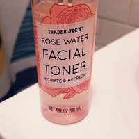 TRADER JOE'S Rose Water Facial Toner uploaded by Chloe J.