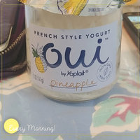 Oui™ Yoplait® Plain Flavored French Style Yogurt uploaded by Teandra J. R.