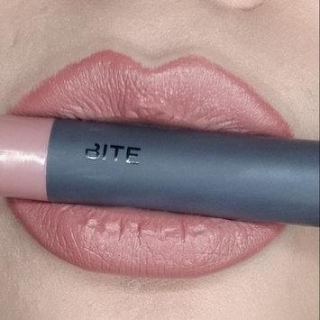 Photo of Bite Beauty Matte Crème Lip Crayon uploaded by Delilah S.