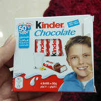 Kinder Maxi Chocolate Snack Bars uploaded by laveezza K.