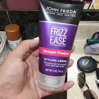 John Frieda® Frizz Ease Straight Fixation® Styling Crème uploaded by Elisa C.