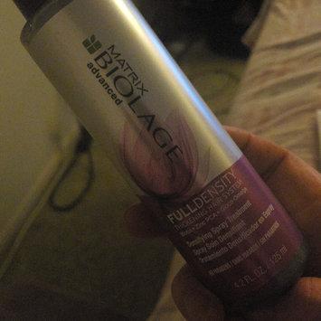 Photo of Matrix Biolage FullDensity Densifying Spray Treatment uploaded by nicole B.