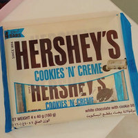 Hershey's Cookies 'n' Creme Candy Bar uploaded by ranim S.