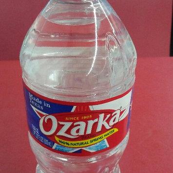 Photo of Ozarka® 100% Natural Spring Water uploaded by Susan C.