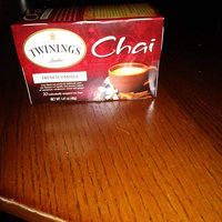 TWININGS® OF London French Vanilla Chai Tea Bags uploaded by Gabrielle D.