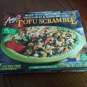 Photo of Amy's Kitchen Tofu Scramble uploaded by Gabrielle D.