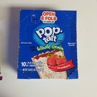Kellogg's Pop-Tarts Frosted Strawberry Toaster Pastries uploaded by Mary O.
