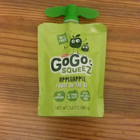 GoGo SQUEEZ APPLE APPLE APPLESAUCE ON THE GO uploaded by Sophia J.