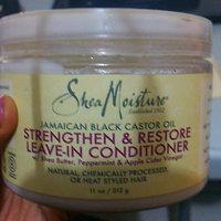 SheaMoisture Jamaican Black Castor Oil Strengthen & Restore Smoothie uploaded by Shaina B.