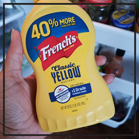 French's Classic Yellow Mustard uploaded by Lasharay O.